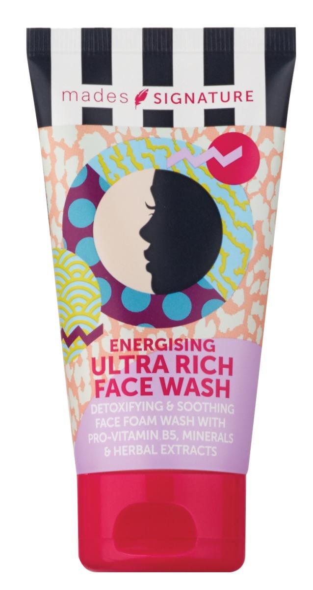 Mades cosmetics Пенка энергетическая для умывания, 50 мл833959Пена мягко очищает, содержит провитамин В5, минералы и растительные экстракты.