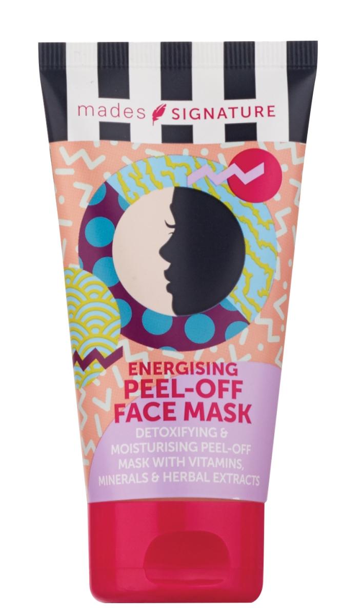 Mades cosmetics Маска-пленка для лица энергетическая отшелушивающая, 50 мл833960Маска отшелушивает и мягко удаляет омертвевшие клетки кожи.