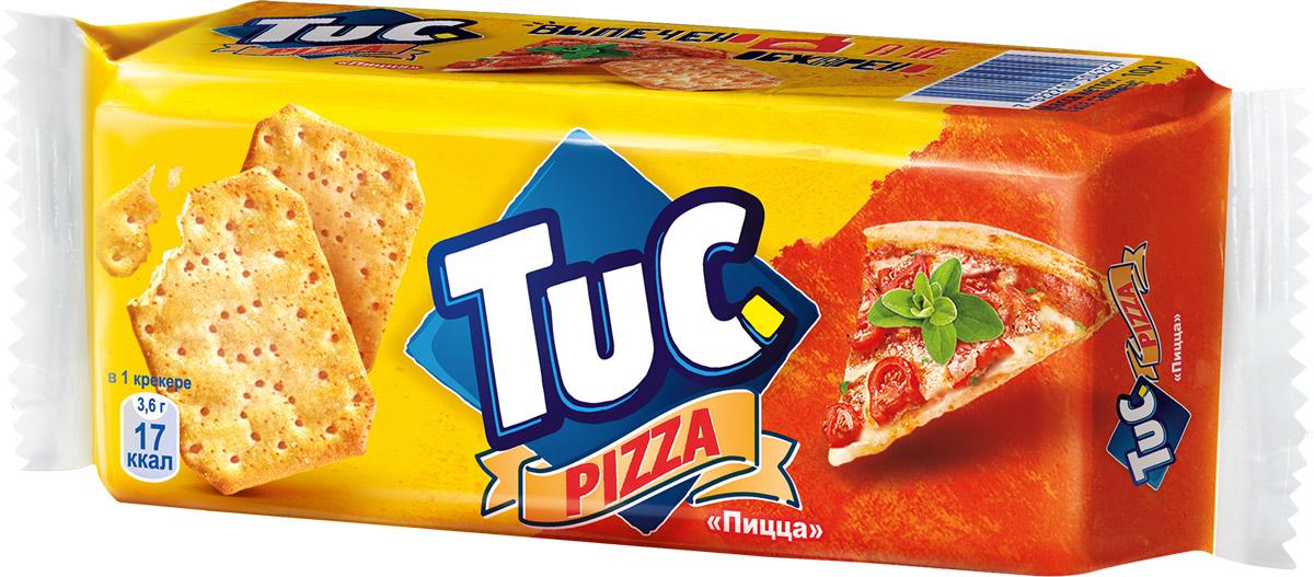 Tuc Крекер со вкусом пиццы, 100 г4020924, 4027202Tuc - это соленый крекер, созданный в Бельгии более 50 лет назад. Особенно популярен он в странах Европы, в частности во Франции, Испании, Нидерландах, Дании, Швейцарии и Италии. Выпечено, а не обжарено. Крекер Tuc нежный, рассыпчатый, хрустящий и тает во рту. Уважаемые клиенты! Обращаем ваше внимание, что полный перечень состава продукта представлен на дополнительном изображении. Упаковка может иметь несколько видов дизайна. Поставка осуществляется в зависимости от наличия на складе.