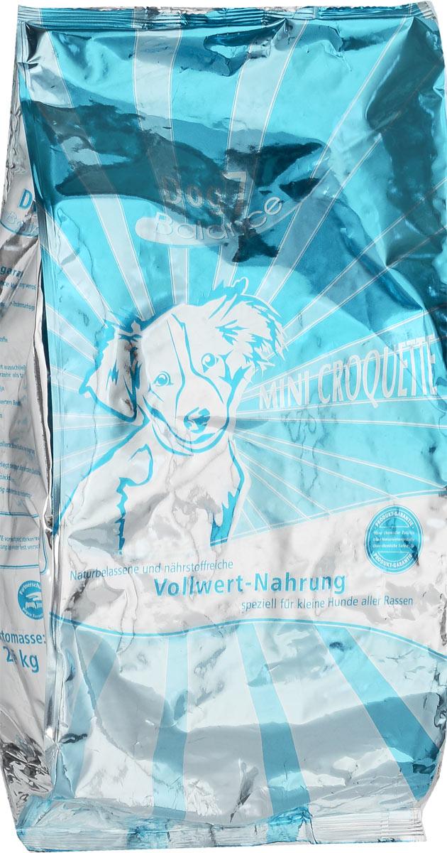 Корм сухой BonaVentura Dog 7 Mini Croquette для для собак мелких пород и гурманов, 2,5 кг205102Натуральный сбалансированный корм BonaVentura Dog 7 Mini Croquette предназначен для собак мелких пород. Корм произведен из продуктов, пригодных в пищу человека по специальной технологии, схожей с технологией Sous Vide. Благодаря уникальной технологии, схожей с технологий Souse Vide, при изготовлении сохраняются все натуральные витамины и минералы. Это достигается благодаря бережной обработке всех ингредиентов при температуре менее 80°С. Такая бережная обработка продуктов не стерилизует продуктовые компоненты. Благодаря этому корма не нуждаются ни в каких дополнительных вкусовых добавках и сохраняют все необходимые полезные вещества. При производстве кормов используются исключительно свежие натуральные продукты: мясо, овощи и зерновые; Приготовлено из 100% свежего мяса, пригодного в пищу человеку; Содержит натуральные витамины, аминокислоты, минеральные вещества и микроэлементы; С экстрактом масла зародышей зерна пшеницы холодного отжима (Bio-Dura); Без...