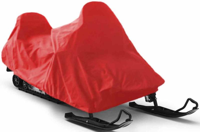 Чехол для снегохода Tplus Polaris IQ LXT, цвет: красныйT001619Размер (длина/ширина/высота): 3200х1140х1220 мм; Материал: оксфорд пл. 600 - обладает водоотталкивающими свойствами, повышенной прочностью и износоустойчивостью; Подходит для транспортировки и хранения.