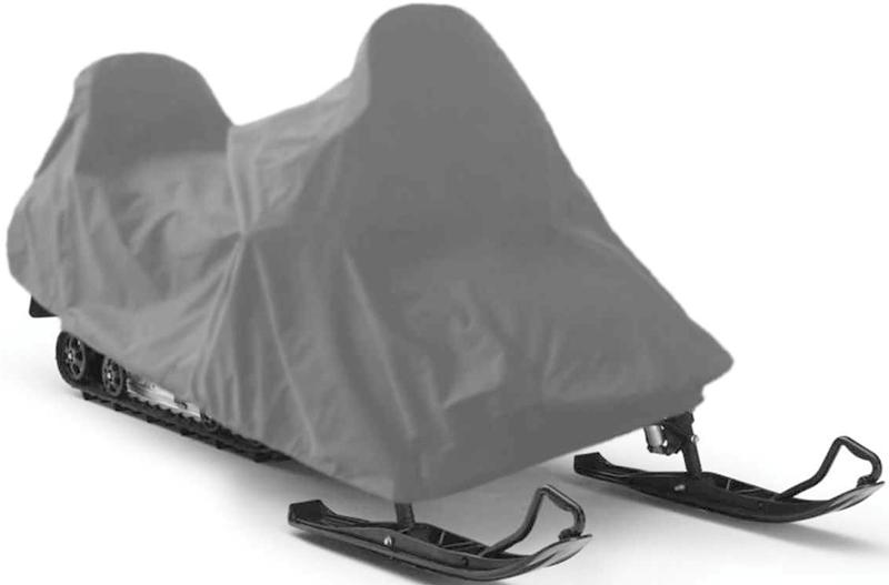 Чехол для снегохода Tplus LYNX Xtrim Commander ltd 600 e-tec, цвет: серыйT001856Размер (длина/ширина/высота): 3230х1120х1425 мм; Материал: оксфорд пл. 240 - обладает водоотталкивающими свойствами, повышенной прочностью и износоустойчивостью; Подходит для хранения.