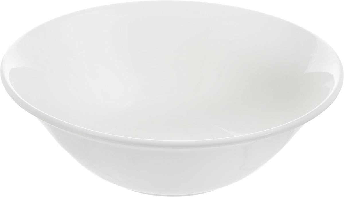 Салатник Ariane Прайм, 3 лAPRARN29030Салатник Ariane Прайм, изготовленный из высококачественного фарфора с глазурованным покрытием, прекрасно подойдет для подачи различных блюд: закусок, салатов или фруктов. Такой салатник украсит ваш праздничный или обеденный стол. Можно мыть в посудомоечной машине и использовать в микроволновой печи. Диаметр салатника (по верхнему краю): 30 см. Диаметр основания: 13 см. Высота стенки: 9,5 см. Объем салатника: 3 л.