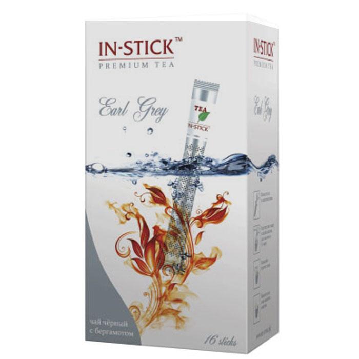 В ассортименте коллекции IN-STICK Premium tea используются только лучшие, отборные сорта чая высшего сорта. Классический черный индийский чай с нежным ароматом бергамота