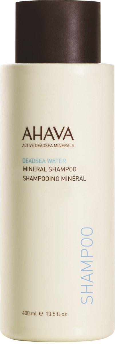 Ahava Deadsea Water М Минеральный шампунь 400 мл пилинг для тела ahava deadsea water 200 мл