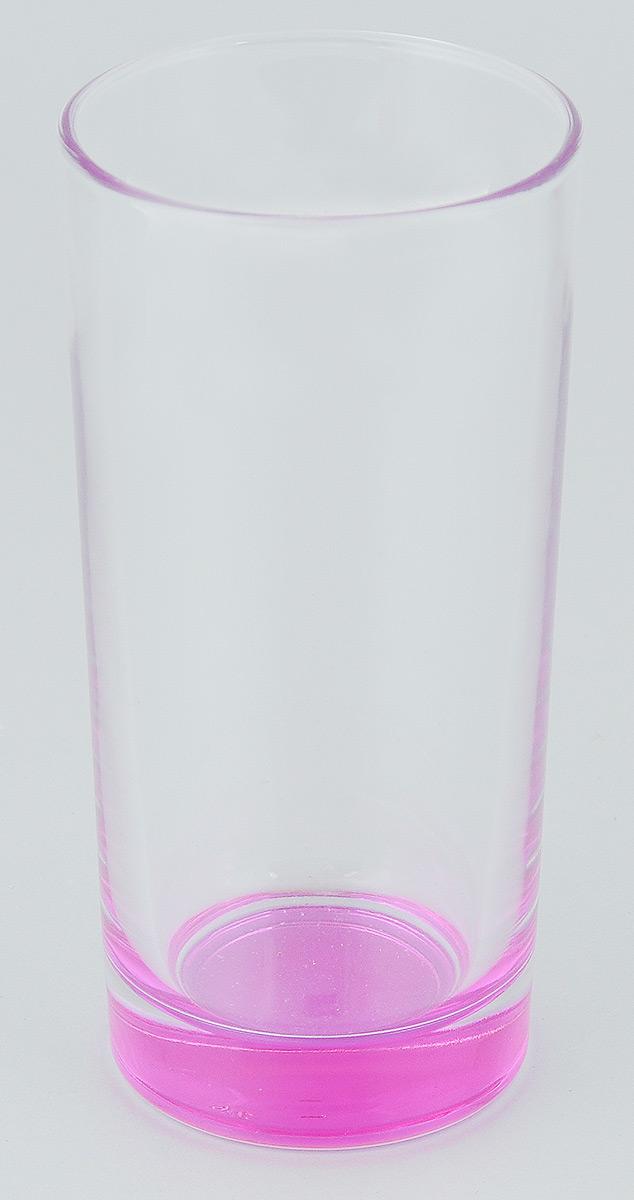 Стакан ОСЗ Лак, цвет: розовый, 280 мл03с1018 ДЗ ЛРСтакан ОСЗ Лак изготовлен из высококачественного стекла, которое изысканно блестит и переливается на свету. Такой стакан отлично дополнит вашу коллекцию кухонной утвари и порадует вас ярким необычным дизайном и практичностью. Диаметр стакана: 6,5 см. Высота стакана: 14 см.