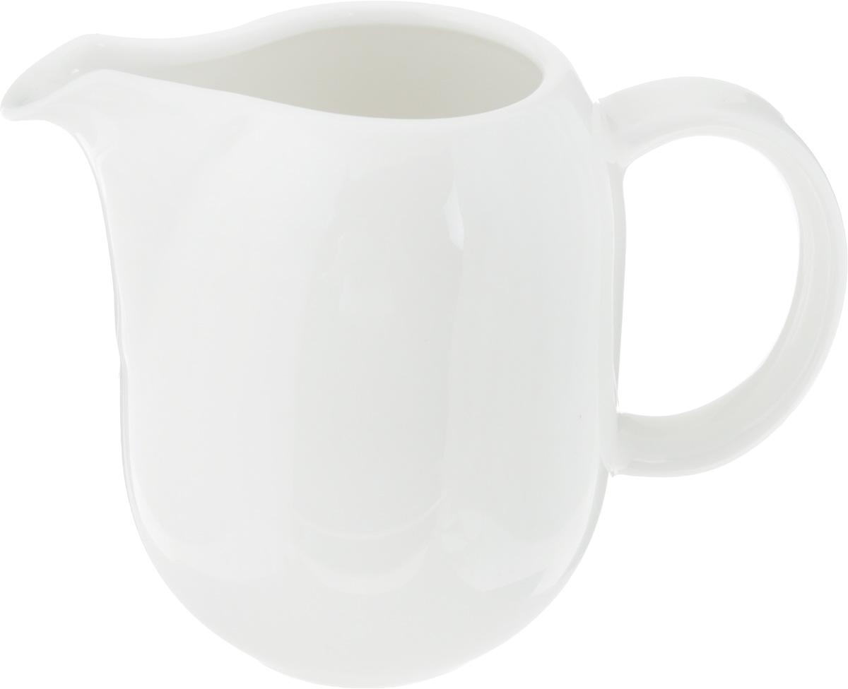 Молочник Ariane Коуп, 250 млAVCARN64025Молочник Ariane Коуп изготовлен из высококачественного фарфора, покрытого глазурью. Изделие предназначено для сервировки сливок или молока. Такой молочник отлично подойдет как для праздничного чаепития, так и для повседневного использования. Изделие функциональное, практичное и легкое в уходе. Диаметр (по верхнему краю): 4,5 см. Высота: 9,5 см.