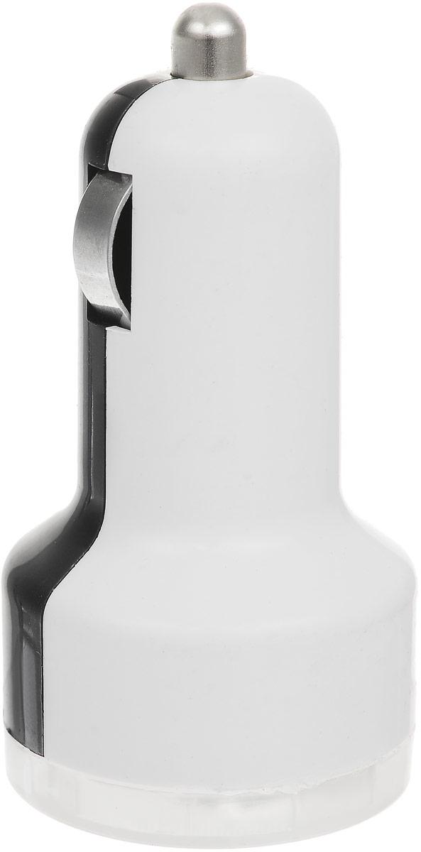 Устройство зарядное Триада USB-740, 2 гнезда11580Недорогое зарядное устройство Триада USB-740 подходит для зарядки мобильных телефонов, смартфонов, небольших планшетных ПК. Устройство гарантированно проходит все ступени проверки ОТК на работоспособность. Работает от автомобильного прикуривателя. Максимальный ток: до 2 А в импульсе.