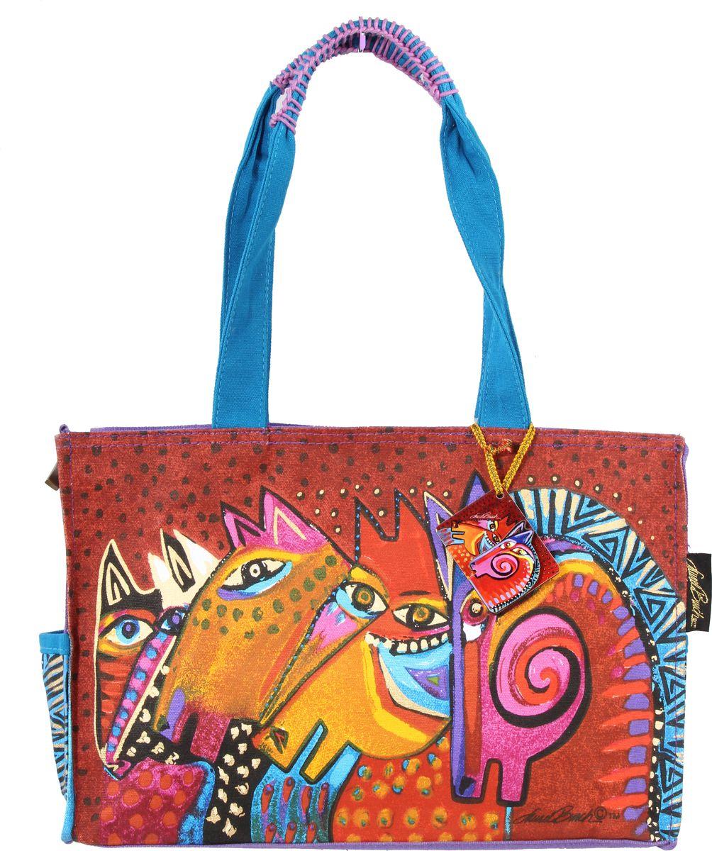 Пляжная сумка женская ГАНГ, цвет: оранжевый. ЛБ5302ЛБ5302Высота 25 см, ширина 38 см, ширина дна 10 см, высота ручек 26 см, тип застежки молния, имеется внутренний карман на молнии;