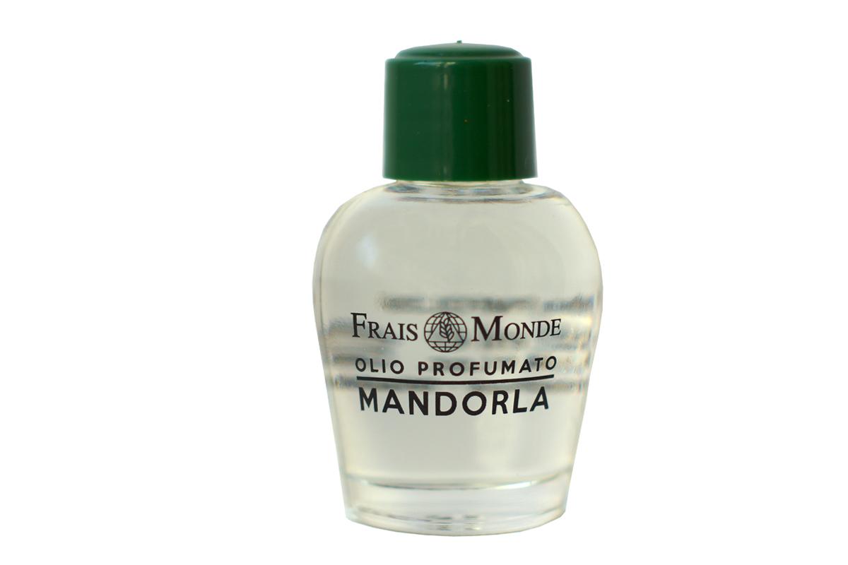FraisMonde Парфюмерное масло Миндаль 12 мл.FMFOL39Это линия чудесных ароматов, созданных на основе чистых эфирных масел растений. В составе масел – только 100 % натуральные компоненты, минеральные соли, растительные консерванты и эмульгаторы. Не содержит спирта. Идеальная альтернатива спиртосодержащим духам и туалетным водам, дарит коже длительный, легкий и изысканный аромат. Не раздражает и не сушит кожу, расслабляет и успокаивает. Масло Миндаля характеризуется красивым пряным запахом, с легкой сладостью и небольшими оттенками горчинки