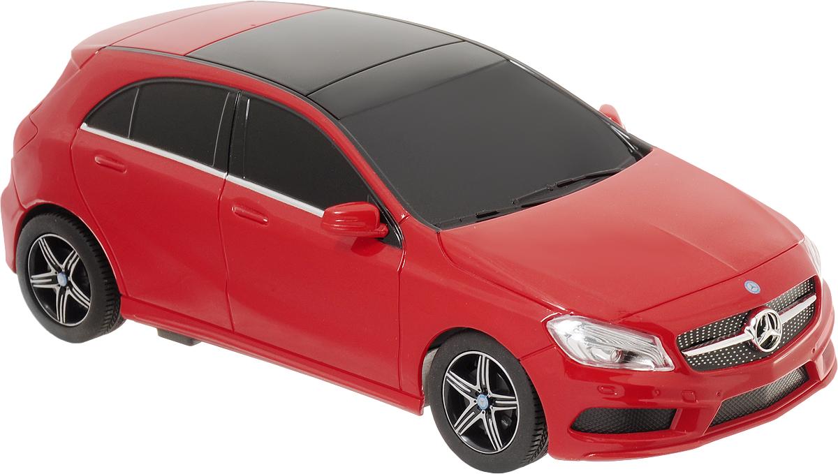 Rastar Радиоуправляемая модель Mercedes-Benz A-Class цвет красный
