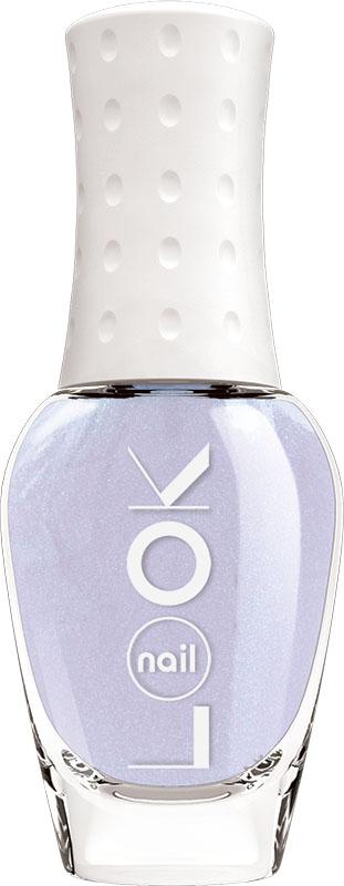 Nail LOOK Лак для ногтей Nail LOOK серии Trends Sweet Dreams, оттенок светло-сиреневый с нежным переливом 8,5 мл