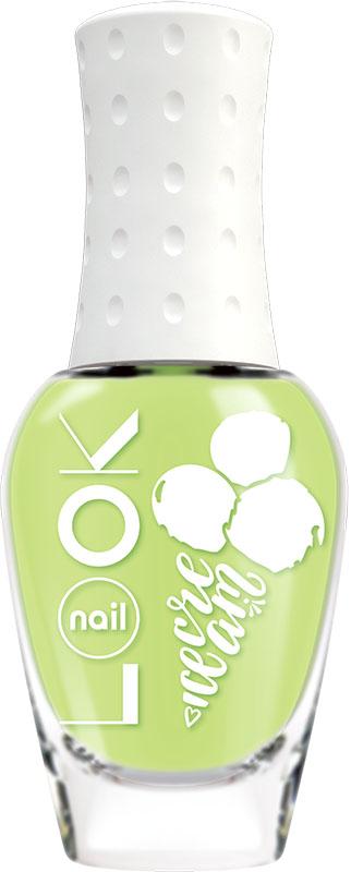 Nail LOOK Лак для ногтей Nail LOOK серии Yummy Ice Cream, Lime Crush, 8,5 мл31494Лето-пора беззаботного веселья, отдыха, ярких нарядов и буйства красок. В жаркую погоду хочется побаловать себя чем то вкусным и освежающим. Представляем игривую и вкусную летнюю коллекцию Yummy Ice Cream. Взрывной неоново-зеленый оттенок зарядит Вас энергией и беззаботным весельем.