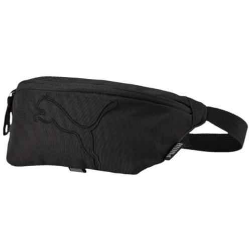 Сумка поясная Puma Buzz Waist Bag, цвет: черный. 07358701, 2,5 л