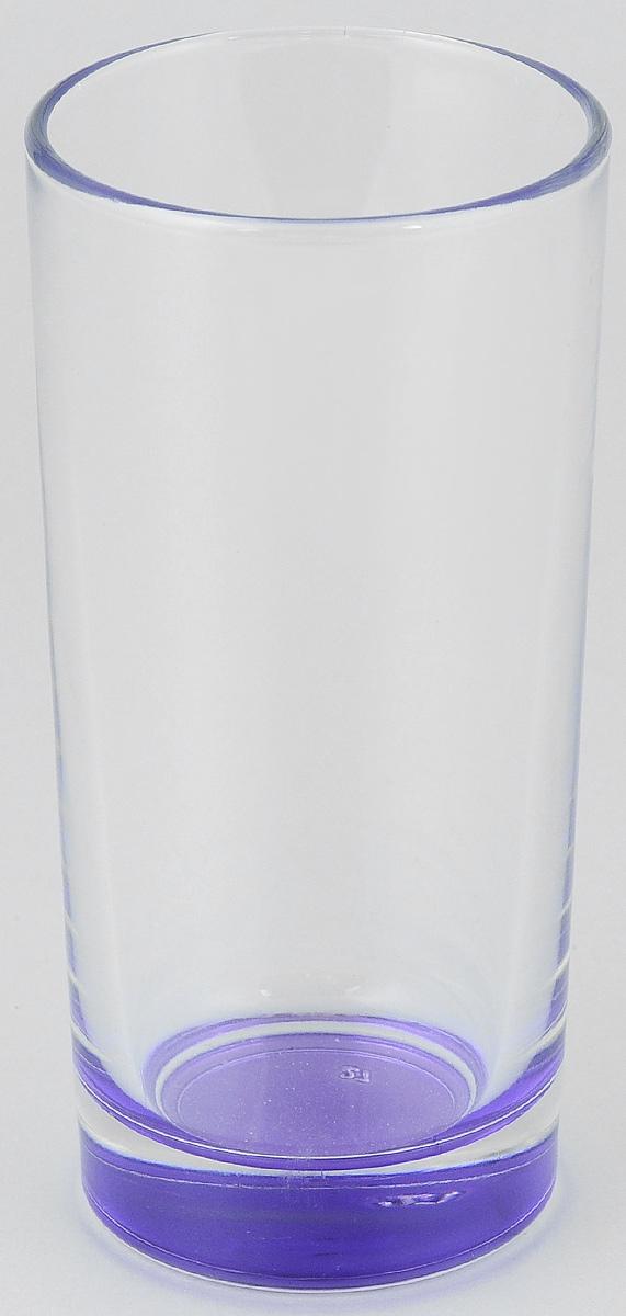 Стакан ОСЗ Лак, цвет: лиловый, 280 мл03с1018 ДЗ ЛЛВысокий стакан ОСЗ Лак изготовлен из высококачественного стекла, которое изысканно блестит и переливается на свету. Дно стакана окрашено. Стакан прозрачный, но при его наклоне создается оптическая иллюзия того, что и сам стакан окрашен. Такой стакан отлично дополнит вашу коллекцию кухонной утвари и порадует вас ярким необычным дизайном и практичностью. Диаметр стакана: 7 см. Высота стакана: 14 см.