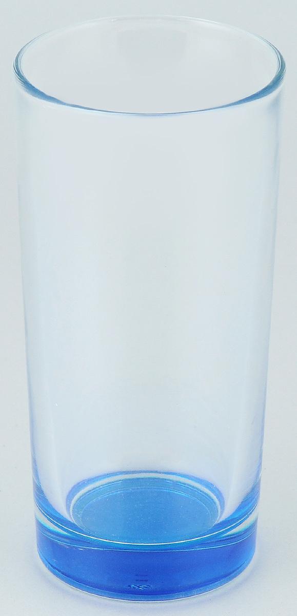 Стакан ОСЗ Лак, цвет: голубой, 280 мл03с1018 ДЗ ЛГВысокий стакан ОСЗ Лак изготовлен из высококачественного стекла, которое изысканно блестит и переливается на свету. Дно стакана окрашено. Стакан прозрачный, но при его наклоне создается оптическая иллюзия того, что и сам стакан окрашен. Такой стакан отлично дополнит вашу коллекцию кухонной утвари и порадует вас ярким необычным дизайном и практичностью. Диаметр стакана: 7 см. Высота стакана: 14 см.