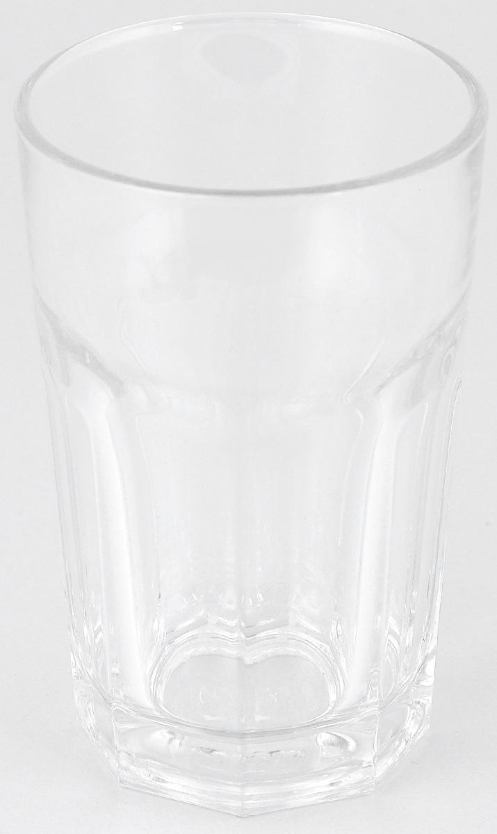 Стакан Pasabahce Касабланка, 295 мл52713SLT/Стакан Pasabahce Касабланка изготовлен из прозрачного стекла. Идеально подходит для сервировки стола. Стакан не только украсит ваш кухонный стол, но и подчеркнет прекрасный вкус хозяйки. Диаметр стакана (по верхнему краю): 8 см. Высота стакана: 12 см.