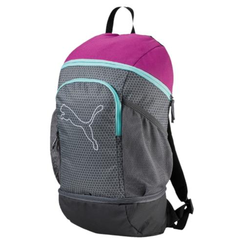 Рюкзак спортивный Puma Echo Backpack, цвет: серый. 07439603, 23 л07439603