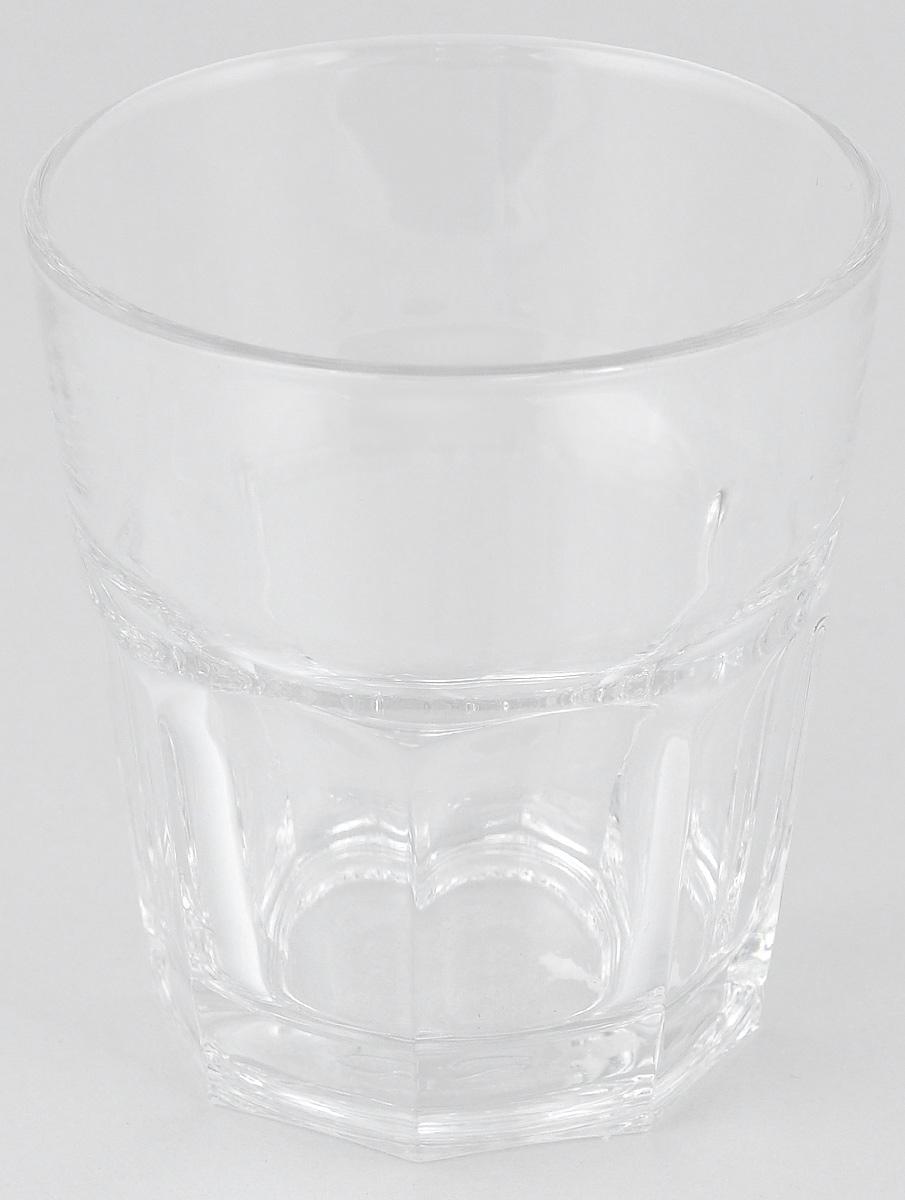 Стакан Pasabahce Касабланка, 355 мл52704SLT/Стакан Pasabahce Касабланка изготовлен из прозрачного стекла. Идеально подходит для сервировки стола. Стакан не только украсит ваш кухонный стол, но и подчеркнет прекрасный вкус хозяйки. Диаметр стакана (по верхнему краю): 9,3 см. Высота стакана: 10 см.