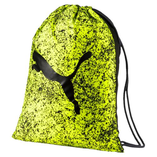 Рюкзак спортивный Puma Alpha Gym Sack, цвет: желтый. 07440704, 12,5 л07440704