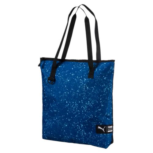 Сумка городская Puma Fundamentals Shopper Ii, цвет: синий. 07441204, 16 л07441204