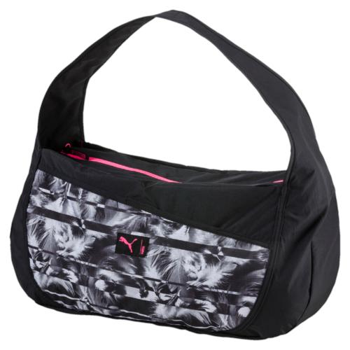 Сумка жен Puma Studio Barrel Bag, цвет: черный. 07442901, 25 л