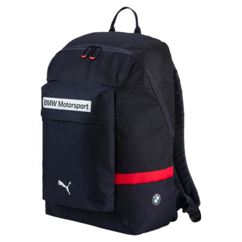Рюкзак городской Puma Bmw Motorsport Backpack, цвет: синий. 07448602, 25 л07448602
