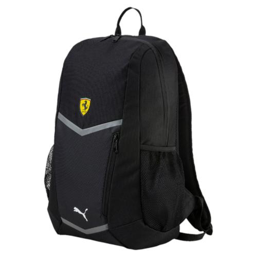 Рюкзак городской Puma Ferrari Fanwear Backpack, цвет: черный. 07449902, 18 л07449902