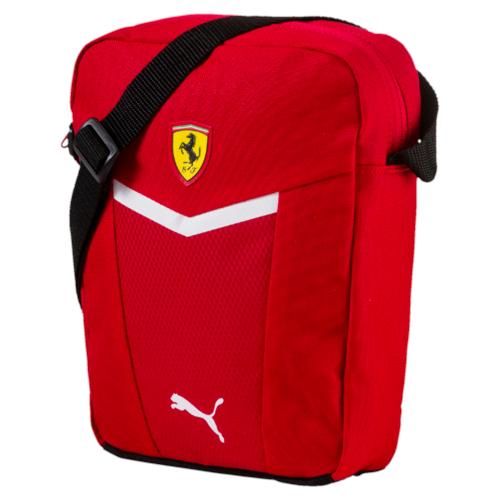 Сумка городская Puma Ferrari Fanwear Portable, цвет: красный. 07450201, 2,5 л07450201