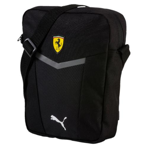 Сумка городская Puma Ferrari Fanwear Portable, цвет: черный. 07450202, 2,5 л07450202