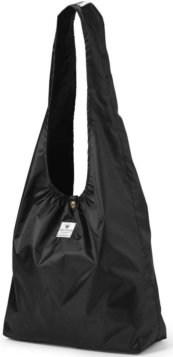 Elodie Details Сумка для мамы Black Edition Stroller Shopper цвет черный
