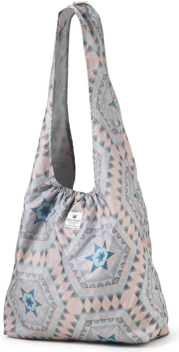 Elodie Details Сумка Bedouin Stories Stroller Shopper цвет бежевый