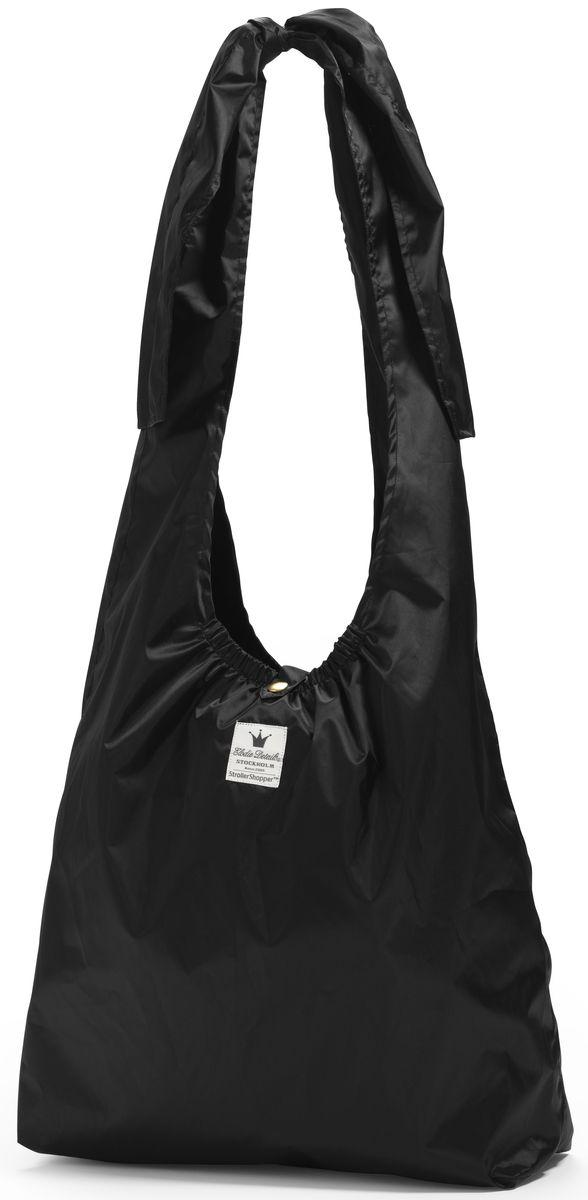 Elodie Details Сумка для мамы Brilliant Black Stroller Shopper цвет черный 103648