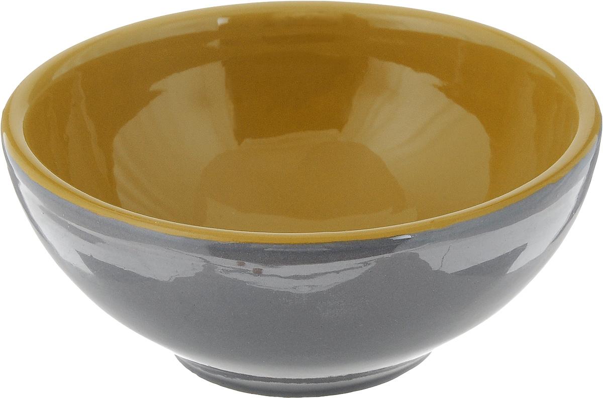 Розетка Борисовская керамика Радуга, цвет: серый , горчичный, 200 млРАД00000513_серый, горчичныйРозетка для варенья Борисовская керамика Радуга изготовлена из высококачественной керамики. Изделие отлично подойдет для подачи на стол меда, варенья, соуса, сметаны и многого другого. Такая розетка украсит ваш праздничный или обеденный стол, а яркое оформление понравится любой хозяйке. Можно использовать в духовке и микроволновой печи. Диаметр (по верхнему краю): 10 см. Высота: 4,5 см. Объем: 200 мл.