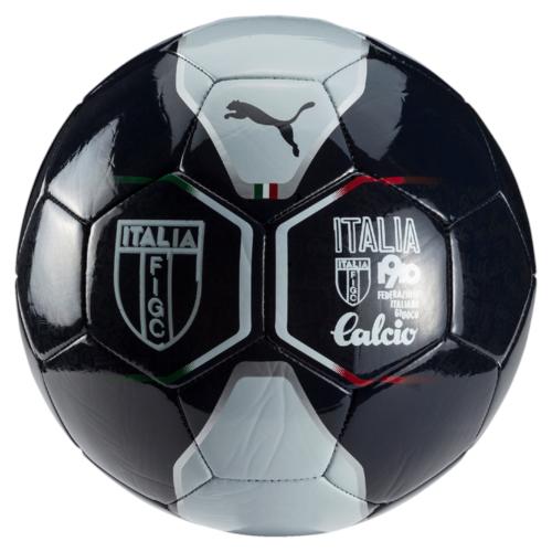 Мяч футбольный Puma Italia Fan Ball, цвет: синий. 08273801. Размер 5