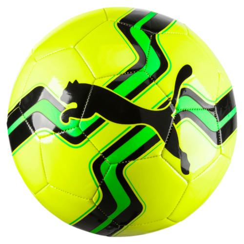 Мяч футбольный Puma Big Cat Ball, цвет: желтый. 08275804. Размер 508275804