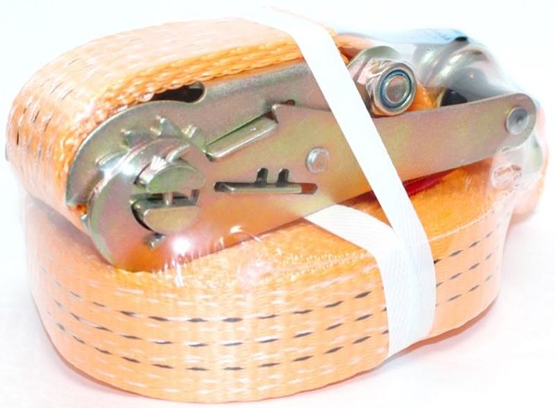 Ремень стяжной Tplus, 3/6 т, 9 мT000700Предельная рабочая нагрузка (WLL): прямое крепление 115 -- 3 т; крепление в обхват 115 - копия -- 6 т; Длина: 9 м; Ширина ленты: 35 мм; Материал: полиэстер; Гарантия: 1 год.
