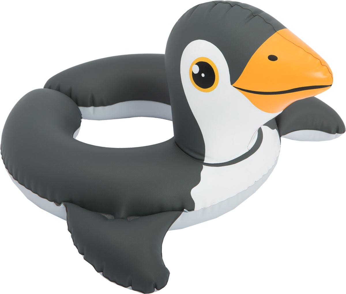 Intex Надувной круг Пингвин 64 см х 64см