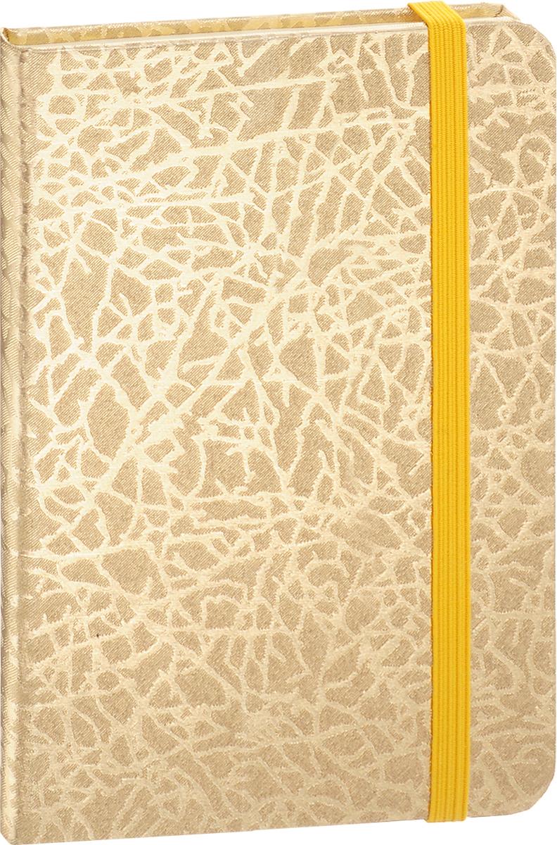 Brauberg Бизнес-блокнот Irida 64 листа в линейку цвет золотой125217_золотойБлокнот Brauberg Irida - незаменимый атрибут современного человека, необходимый для рабочих и повседневных записей в офисе и дома. Обложка блокнота выполнена из картона и оформлена надписью бренда. Яркое и блестящее исполнение этой серии блокнотов не оставит равнодушной любую модницу. Блокноты с твердой обложкой, с листами кремового цвета и резинкой-фиксатором.