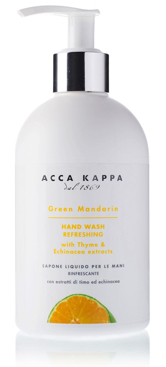 """Acca Kappa Жидкое мыло для рук """"Зеленый Мандарин"""" 300 мл 853431"""