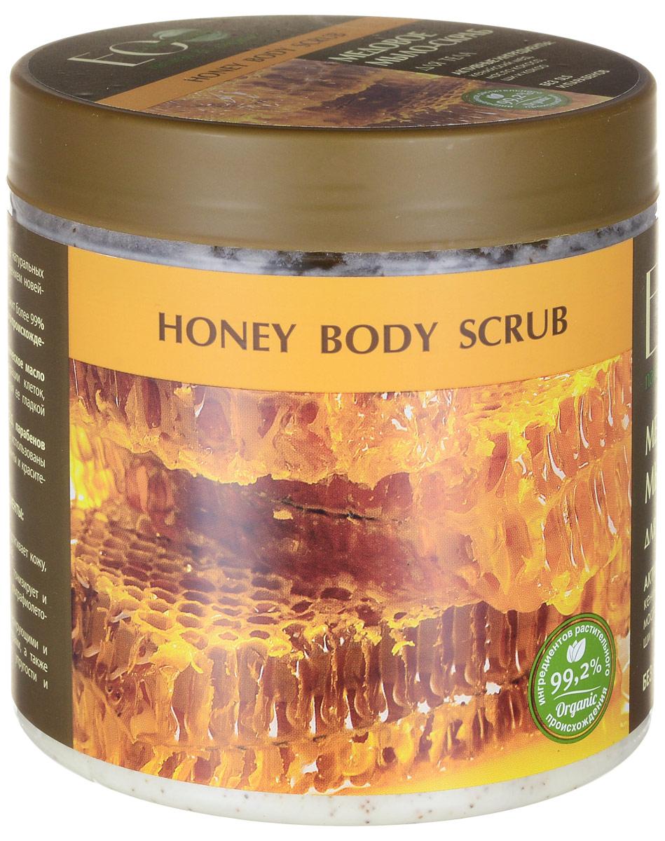 EcoLab ЭкоЛаб Мыло-скраб для тела Медовое 450 мл4627089430793Обновляет, увлажняет, тонизирует и защищает кожу от вредного ультрафиолетового излучения. Делает кожу гладкой и эластичной. Способствует поддержанию упругости и эластичности кожи. Активные ингредиенты: кенийский мед, масло кокоса, ши.