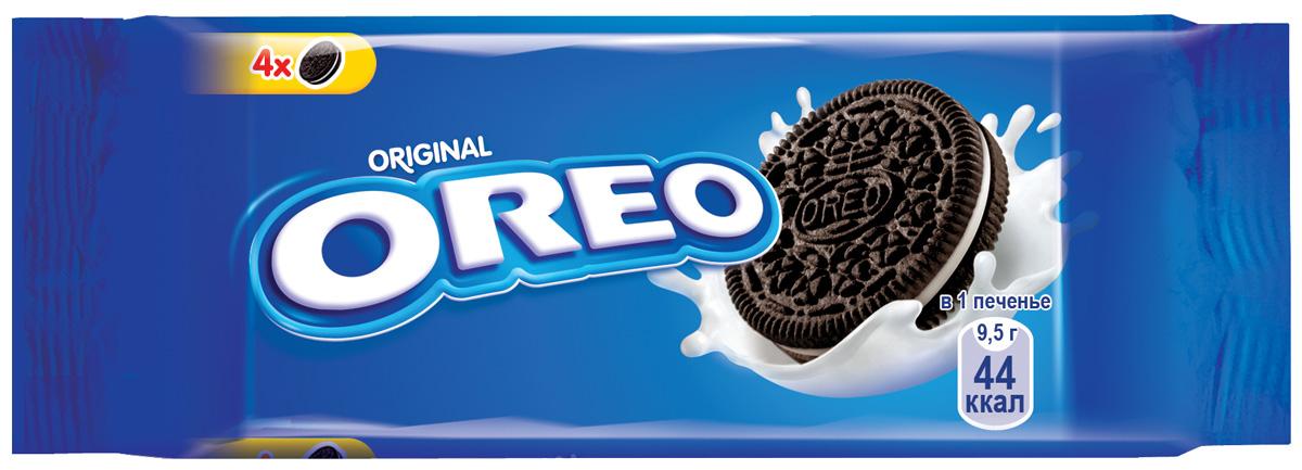 Oreo печенье, 38 г