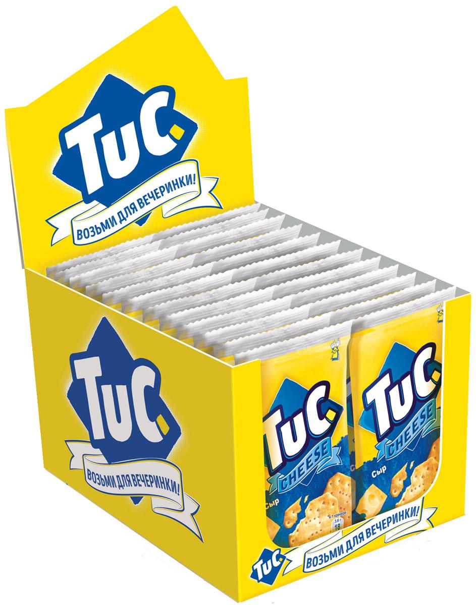 Tuc Крекер со вкусом сыра, 24 упаковки по 21 г787497, 961327, 647384, 961335Tuc - это соленый крекер, созданный в Бельгии более 50 лет назад. Особенно популярен он в странах Европы, в частности во Франции, Испании, Нидерландах, Дании, Швейцарии и Италии. Выпечено, а не обжарено. Крекер Tuc нежный, рассыпчатый, хрустящий и тает во рту. Уважаемые клиенты! Обращаем ваше внимание, что полный перечень состава продукта представлен на дополнительном изображении.