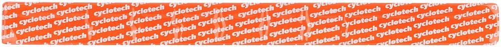 Браслет светоотражающий Cyclotech, цвет: оранжевыйCRB-1ORУниверсальный светоотражающий браслет, который можно носить на запястье или лодыжке. Повысит безопасность катания в темное время суток.
