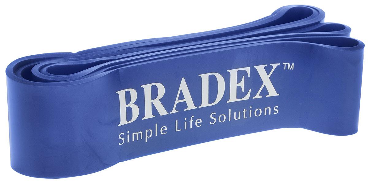 Эспандер-лента Bradex, ширина 6,4 см, 23-68 кгSF 0197Легкий и портативный тренажер эспандер-лента Bradex поможет увеличить силу и выносливость, растянуть и укрепить мышцы. Эспандер выполнен из латекса и имеет замкнутую форму. Изделие может также применяться для облегчения выполнения некоторых упражнений. Длина эспандера (в нерастянутом виде): 2 м.