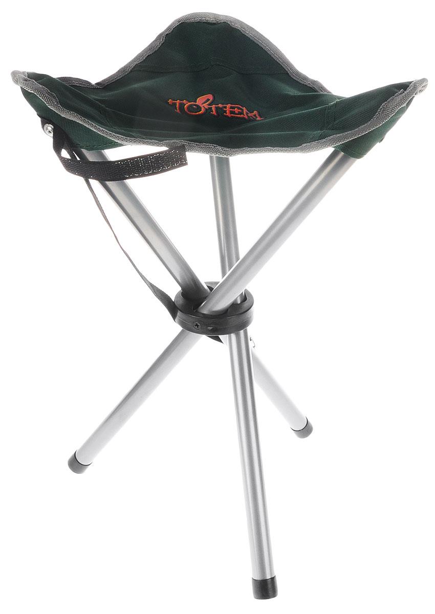 Стул-тренога туристический Totem. TTF-004TTF-004Стул-тренога Totem имеет прочные стальные ножки, сиденье выполнено из полиэстера 600 D oxford. Стул отличается легким весом и компактностью. Дополнительное пластиковое крепление, соединяющее ножки, увеличивает прочность стульчика. Несмотря на небольшой вес и размер, стул выдерживает достаточно большую нагрузку. Благодаря специальному чехлу с плечевым ремешком его легко нести в руках, отправляясь на рыбалку, на пляж, на пикник или на дачу. Размер: 32 х 32 х 42 см. Размер в сложенном виде: 52 х 6 х 6 см. Допустимая нагрузка: 120 кг. Диаметр трубки: 19 мм. Толщина трубки: 1 мм.