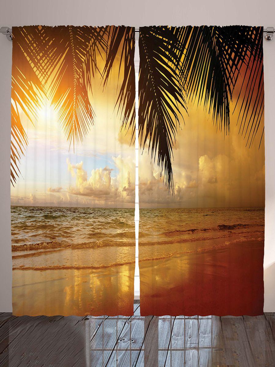 Комплект фотоштор Magic Lady Золотой свет, на ленте, высота 265 см. шсг_10050шсг_10050Компания Сэмболь изготавливает шторы из высококачественного сатена (полиэстер 100%). При изготовлении используются специальные гипоаллергенные чернила для прямой печати по ткани, безопасные для человека и животных. Экологичность продукции Magic lady и безопасность для окружающей среды подтверждены сертификатом Oeko-Tex Standard 100. Крепление: крючки для крепления на шторной ленте (50 шт). Возможно крепление на трубу. Внимание! При нанесении сублимационной печати на ткань технологическим методом при температуре 240°С, возможно отклонение полученных размеров (указанных на этикетке и сайте) от стандартных на + - 3-5 см. Производитель старается максимально точно передать цвета изделия на фотографиях, однако искажения неизбежны и фактический цвет изделия может отличаться от воспринимаемого по фото. Обратите внимание! Шторы изготовлены из полиэстра сатенового переплетения, а не из сатина (хлопок). Размер одного полотна шторы: 145х265 см. В комплекте 2...