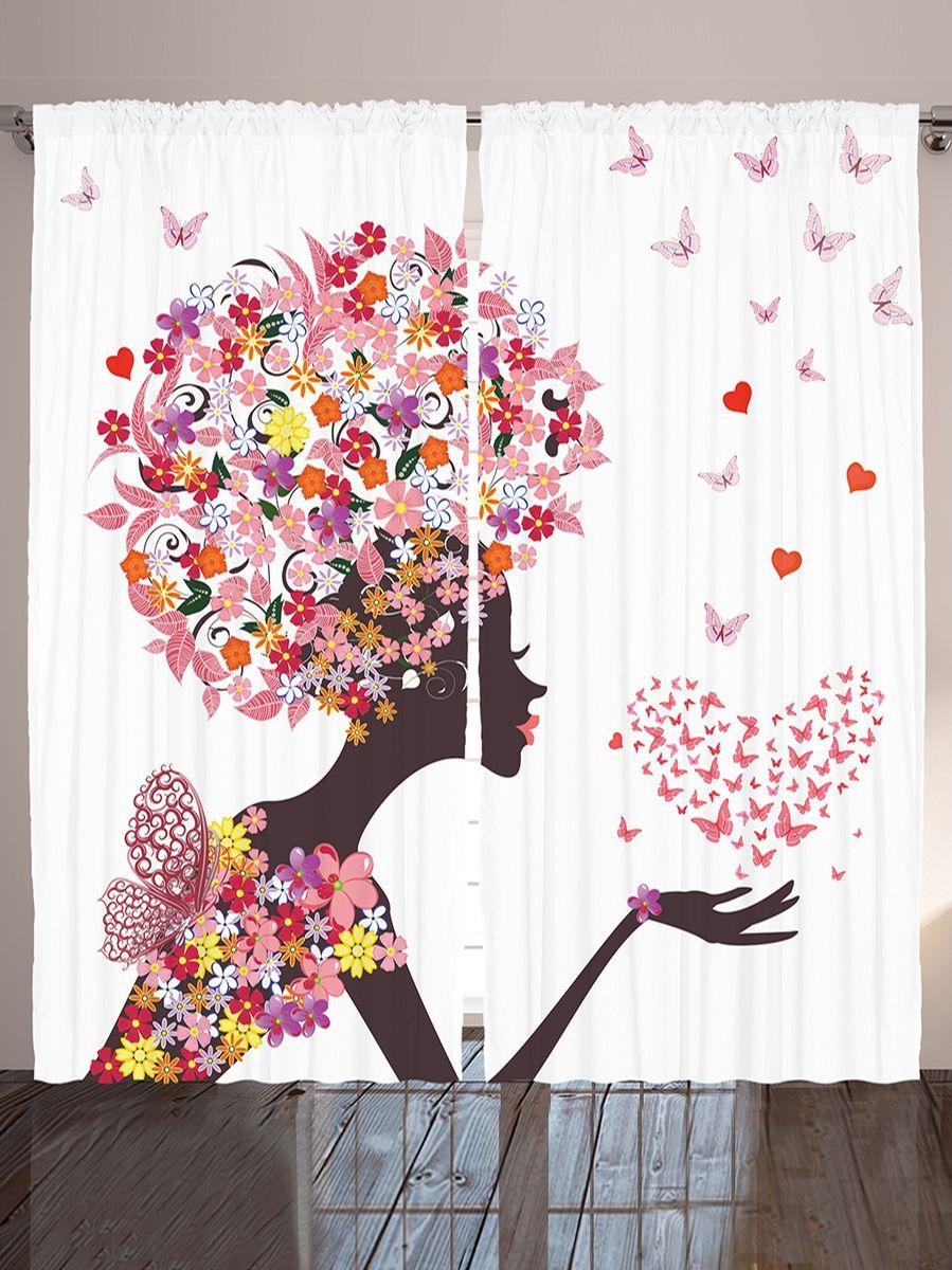 Комплект фотоштор Magic Lady Влюбленная фея, на ленте, высота 265 см. шсг_11018шсг_11018Компания Сэмболь изготавливает шторы из высококачественного сатена (полиэстер 100%). При изготовлении используются специальные гипоаллергенные чернила для прямой печати по ткани, безопасные для человека и животных. Экологичность продукции Magic lady и безопасность для окружающей среды подтверждены сертификатом Oeko-Tex Standard 100. Крепление: крючки для крепления на шторной ленте (50 шт). Возможно крепление на трубу. Внимание! При нанесении сублимационной печати на ткань технологическим методом при температуре 240°С, возможно отклонение полученных размеров (указанных на этикетке и сайте) от стандартных на + - 3-5 см. Производитель старается максимально точно передать цвета изделия на фотографиях, однако искажения неизбежны и фактический цвет изделия может отличаться от воспринимаемого по фото. Обратите внимание! Шторы изготовлены из полиэстра сатенового переплетения, а не из сатина (хлопок). Размер одного полотна шторы: 145х265 см. В комплекте 2...