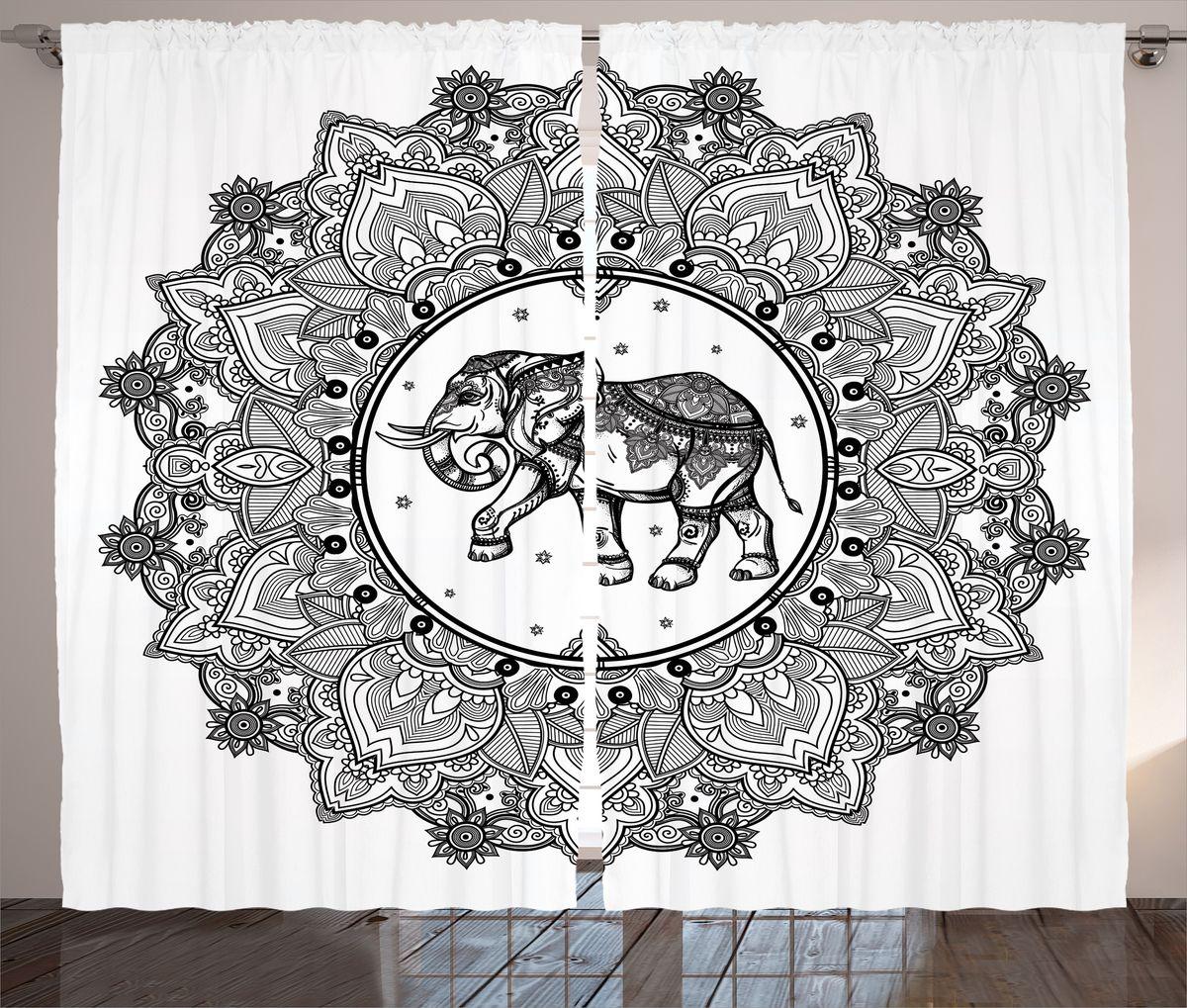 Комплект фотоштор Magic Lady, на ленте, высота 265 см. шсг_16086шсг_16086Компания Сэмболь изготавливает шторы из высококачественного сатена (полиэстер 100%). При изготовлении используются специальные гипоаллергенные чернила для прямой печати по ткани, безопасные для человека и животных. Экологичность продукции Magic lady и безопасность для окружающей среды подтверждены сертификатом Oeko-Tex Standard 100. Крепление: крючки для крепления на шторной ленте (50 шт). Возможно крепление на трубу. Внимание! При нанесении сублимационной печати на ткань технологическим методом при температуре 240°С, возможно отклонение полученных размеров (указанных на этикетке и сайте) от стандартных на + - 3-5 см. Производитель старается максимально точно передать цвета изделия на фотографиях, однако искажения неизбежны и фактический цвет изделия может отличаться от воспринимаемого по фото. Обратите внимание! Шторы изготовлены из полиэстра сатенового переплетения, а не из сатина (хлопок). Размер одного полотна шторы: 145х265 см. В комплекте 2...