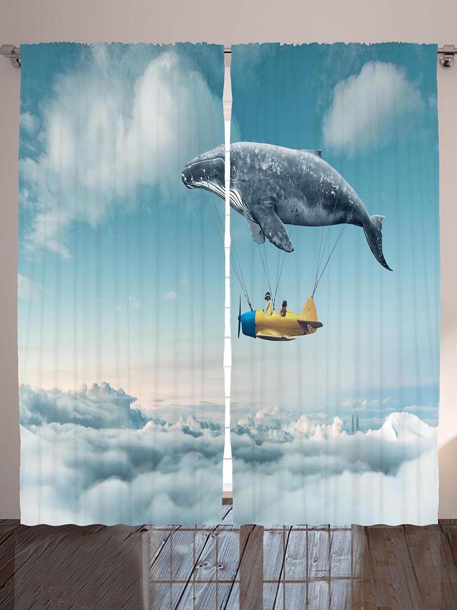 Комплект фотоштор Magic Lady Воздушный кит и дети в желтом самолете, на ленте, высота 265 см. шсг_8982шсг_8982Компания Сэмболь изготавливает шторы из высококачественного сатена (полиэстер 100%). При изготовлении используются специальные гипоаллергенные чернила для прямой печати по ткани, безопасные для человека и животных. Экологичность продукции Magic lady и безопасность для окружающей среды подтверждены сертификатом Oeko-Tex Standard 100. Крепление: крючки для крепления на шторной ленте (50 шт). Возможно крепление на трубу. Внимание! При нанесении сублимационной печати на ткань технологическим методом при температуре 240°С, возможно отклонение полученных размеров (указанных на этикетке и сайте) от стандартных на + - 3-5 см. Производитель старается максимально точно передать цвета изделия на фотографиях, однако искажения неизбежны и фактический цвет изделия может отличаться от воспринимаемого по фото. Обратите внимание! Шторы изготовлены из полиэстра сатенового переплетения, а не из сатина (хлопок). Размер одного полотна шторы: 145х265 см. В комплекте 2...